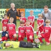 14.09.2017 – F2-Jugend der JSG Boppard-Bad Salzig-Weiler gewinnt ihr erstes Spiel