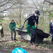 09.04.2019 – SSV Boppard beim Umwelttag 2019