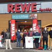 24.01.2021 - Neueröffnung REWE